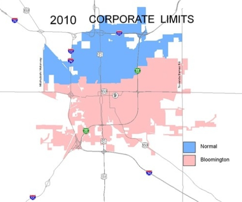2010 Corporate Limits